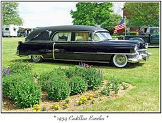 1954 Cadillac Eureka Hearse