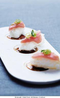sushis_de_thon_rouge_sauce_chicoree_et_gingembre