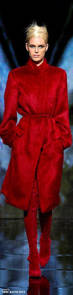 Donna Karan FW 2014-15 - New York Fashion Week
