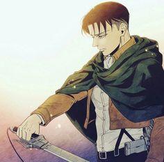 Armin, Levi Mikasa, Levi And Erwin, Levi X Eren, Levi Ackerman, Atack Ao Titan, Maou Sama, Free Eternal Summer, Fanart