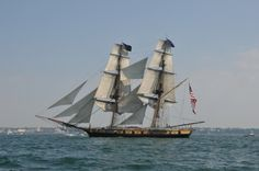 Battle of Lake Erie Bicentennial at Put-in-Bay, Ohio in 2013. Documentary from WGTE. Watch tall ships re-enact the battle in Lake Erie.