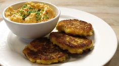 Food Thinkers by Breville – Carolina Rice Griddle Cakes. Recipe from ...