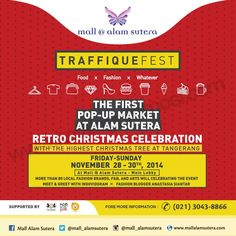 Pop up market alam sutra