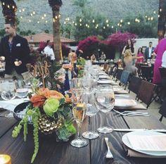 Wedding venue | Korakia Pensione Palm Springs