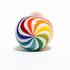 rainbow glass pipe #Bong #Pipe #Waterpipe #Stoner #Pot #Weed #Glasspipe #Teagardins #SmokeShop http://Teagardins.com