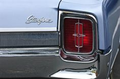 1965 Oldsmobile Starfire Taillight Emblem Photograph by Jill Reger - 1965 Oldsmobile Starfire Taillight Emblem Fine Art Prints and Posters for Sale