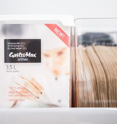 GastroMax Orthex - Dry food keepers