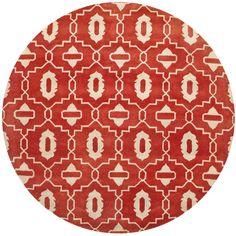 Safavieh Handmade Moroccan Chatham Wool Rug