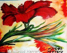 Cor da paixão, por Marcos Herrero...
