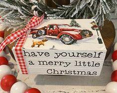 Christmas Books, Christmas Signs, Christmas Projects, Holiday Crafts, Christmas Holidays, Christmas Decorations, Christmas Stuff, Christmas Ideas, Xmas