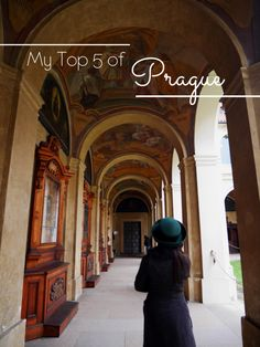 There are plenty of picturesque places in Prague, but these five sights stood out to me the most. Check out my top 5 must see spots in the beautiful city of Prague in Czech Republic
