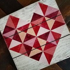 Image of Little Pieces Barn Quilt