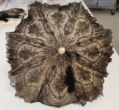 Parasol  1860s  I want one!