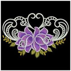 Machine Embroidery Downloads: Designs