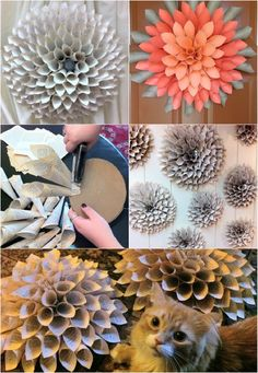 26 Stunning and Simple #Wall Art #Projects To Make #Decorating On A Budget Easy!