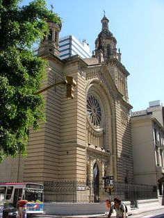 Iglesia de San Juan Bautista CABA