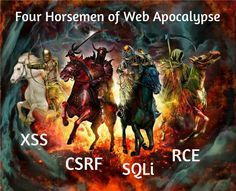 The Four Horsemen of the Apocalypse: Criticism The first Horseman is criticism. Four Horses, Apocalyptic, Apocalypse, Horseman, Horsemen Of The Apocalypse, The Seventh Seal, Magic The Gathering