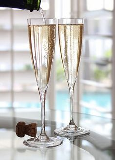Champagne is not just for special occasions!