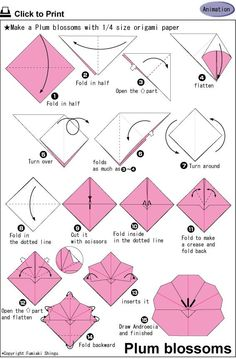 1000 Images About A Origami 03 2014 On Pinterest Origami Origami Boxes And Origami Flowers