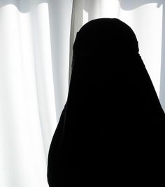 Beauty of niqab. One should wish to be so beautiful