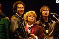 Prix Special - France Gall Michel Berger Jean-Jacques Goldman, le 1er décembre 1985