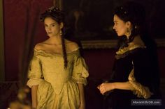 Versailles - Publicity still of Noémie Schmidt & Anna Brewster. The image measures 3307 * 2205 pixels and was added on 29 October Versailles Bbc, Versailles Tv Series, Historical Tv Series, Historical Romance, Gothic Stories, Reign Tv Show, Rococo Fashion, French Fashion, 17th Century Fashion