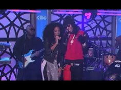 """Future featuring Kelly Rowland Performs """"Neva End"""""""