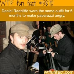 WTF Fun Facts is updated daily with interesting & funny random facts. We post about health, celebs/people, places, animals, history information and much more. New facts all day - every day! Wow Facts, Wtf Fun Facts, True Facts, Funny Facts, Funny Memes, Random Facts, Crazy Facts, Random Stuff, Strange Facts