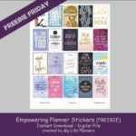 Freebie Friday – February 10, 2017