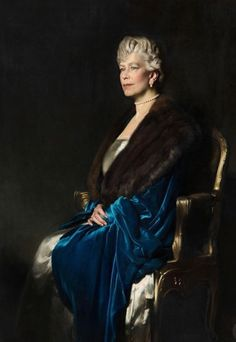Portrait of H. Queen Mary of Great Britain, Empress of India, née Princess Victoria Mary of Teck, Duchess of Cornwall and York, formerly Princess of Wales by David Jagger before May Princess Louise, Princess Mary, Princess Victoria, Queen Victoria, Adele, Royal Collection Trust, Human Icon, Cultura General, Queen Of England