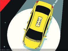 App-based cabs to be treated as any other taxi service: Government - The Economic Times