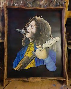 My latest layered portrait Bob The Builder, Iconic Movies, Studios, Vibrant, Hero, Portrait, Disney Characters, Painting, Headshot Photography