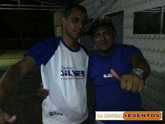 Con Dj. Sergio De Silver