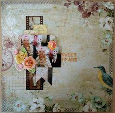 C'est Magnifique Scrapbook Kits and Store: Maria's February Kit Projects
