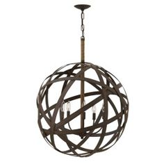 Hinkley | Carson 5-Light Chandelier