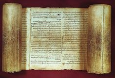 Dead Sea Scrolls - The Scrolls date from around 250 B.C. to 68 A.D. and were written in Hebrew, Aramaic and Greek; they contain Biblical and apocryphal works, prayers and legal texts and sectarian documents.  This priceless collection of ancient manuscripts is invaluable to our understanding of the history of Judaism, the development of the Hebrew Bible, and the beginnings of Christianity.