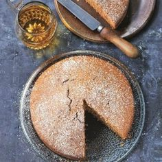 You have got to try this Paul Hollywood Cider Cake from his new Biritish Baking book. Full recipe on BakingMad.com