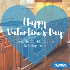 Happy Valentines Day from Florida Cabinet Refacing!