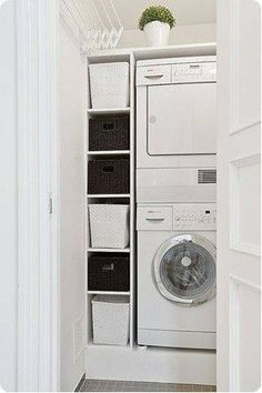 Basement Laundry Room Decorations Ideas And Tips 2018 Small laundry room ideas Laundry room decor Laundry room makeover Farmhouse laundry room Laundry room cabinets Laundry room storage Box Rack Home Laundry Room Organization, Laundry Room Storage, Cupboard Storage, Closet Storage, Organization Ideas, Storage Ideas, Laundry Cupboard, Laundry Hamper, Storage Shelves