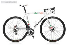 Colnago World Cup SL Disc 105