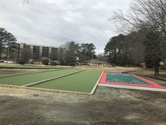 Installation of our outdoor amenities is complete! The Christian City campus is so excited about these new additions that will provide more opportunities for our residents to fellowship together in our beautiful outdoor setting. Have you played bocce ball or shuffleboard before? If not, be on the lookout for introductory classes coming this spring!