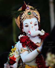 Ganesh Pic, Shri Ganesh Images, Ganesh Lord, Ganesh Idol, Ganesha Pictures, Lord Krishna Images, Ganesha Art, Lord Vishnu, Ganesh Wallpaper