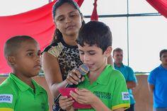 Prefeitura de Boa Vista mostras pedagógicas na Escola Nova Canaã marcam o Dia de Combate ao Trabalho Infantil #pmbv #prefeituraboavista #roraima #boavista