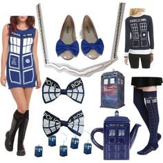 """Doctor Who love"" on Polyvore"