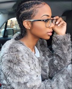 Natural Braided Hairstyles, Protective Hairstyles For Natural Hair, Afro Hairstyles, Cornrow Hairstyles Natural Hair, Flat Twist Hairstyles, Korean Hairstyles, Braided Updo, Long Hair Wedding Styles, Wedding Hairstyles For Long Hair