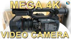 Panasonic HC-X1 4K Video Camera Unboxing & First Impressions #PanasonicHCX1