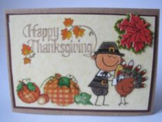 Happy Thanksgiving Day cards- One of A Kind- The turkeyest cards you've seen!!