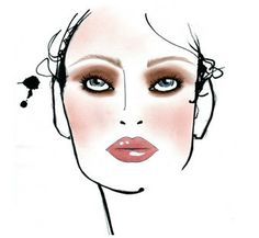 MAC Spring/Summer 2010 Trend Report: Makeup Looks - Makeup For Life