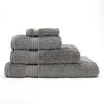 Dunelm Stone Egyptian Cotton Towels