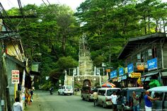 Baguio Today: Lourdes Grotto, June 2013